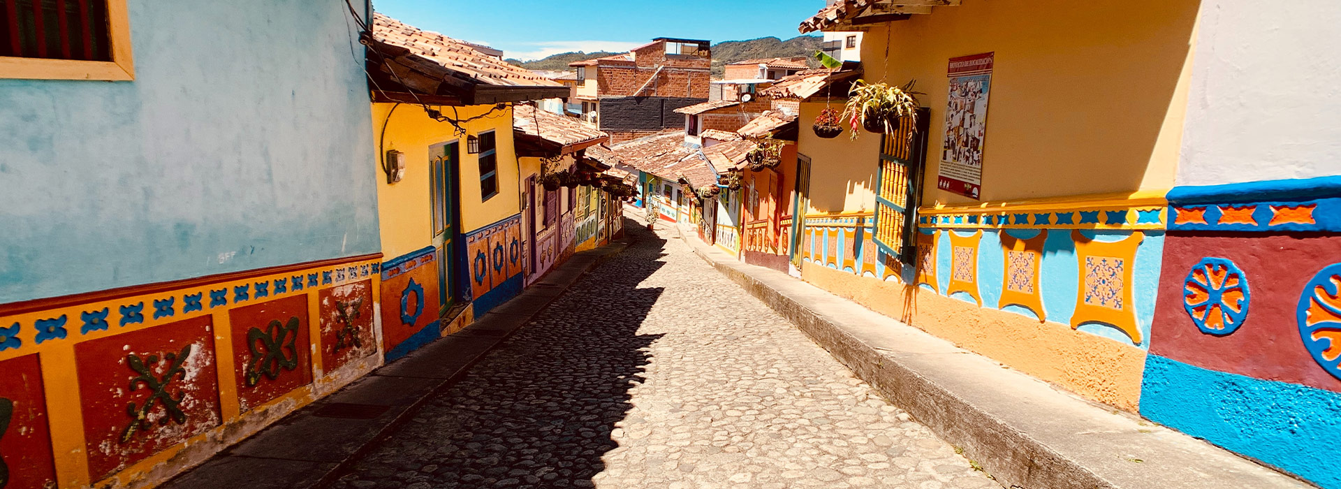 Kolumbien Impression