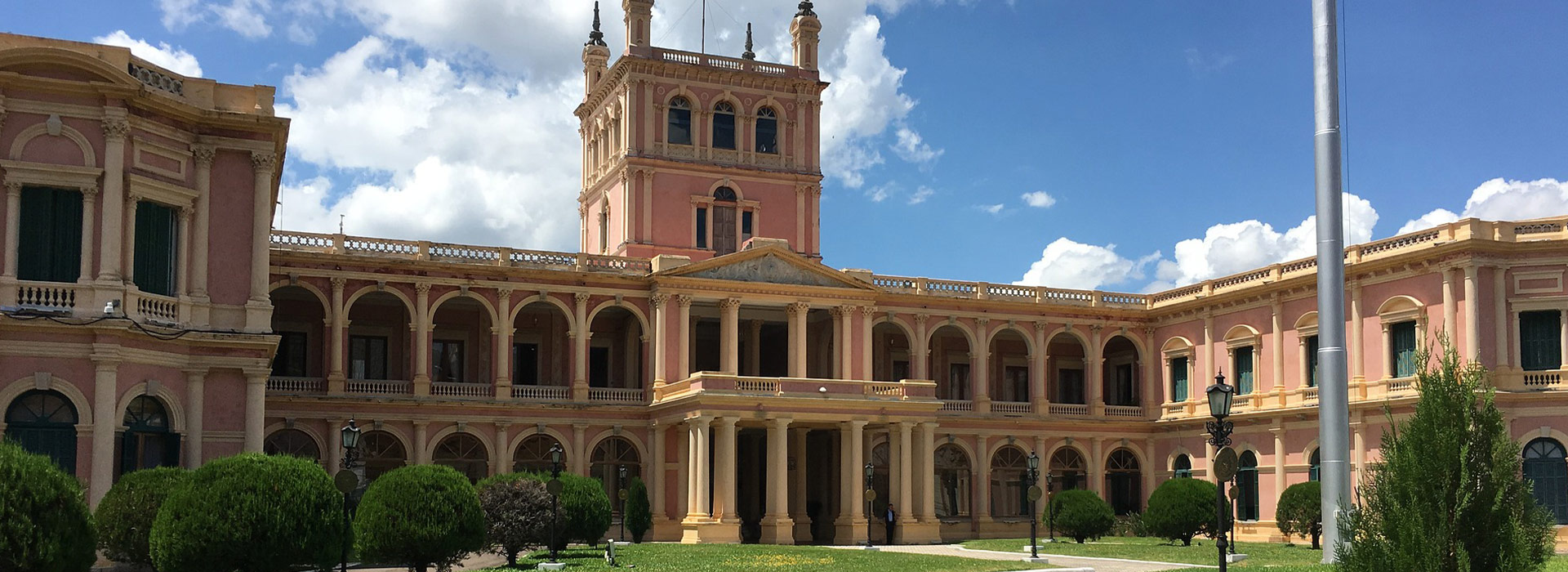 Paraguay Impression